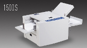 MBM 1500S Automatic Programmable Air-Suction Tabletop Folder