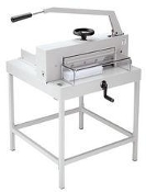 MBM Triumph 4705 Manual Tabletop Cutter