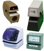 Time & Attendance Equipment